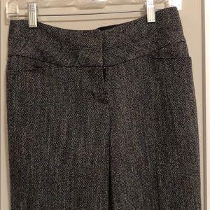 Express Wide leg work pant - size 2 short